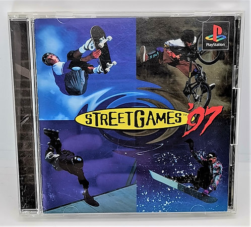 Street Games '97 for Sony PlayStation PS1