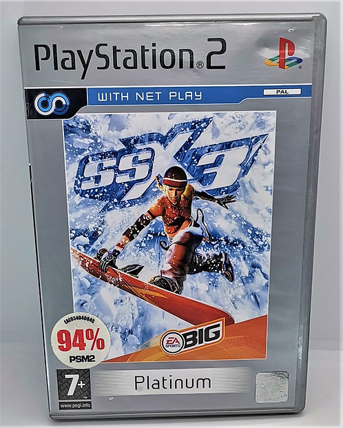 SSX 3 for Sony PlayStation 2 PS2