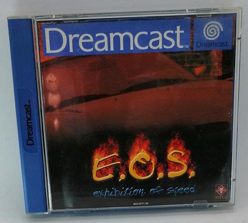 E.O.S. - Exhibition of Speed for Sega Dreamcast