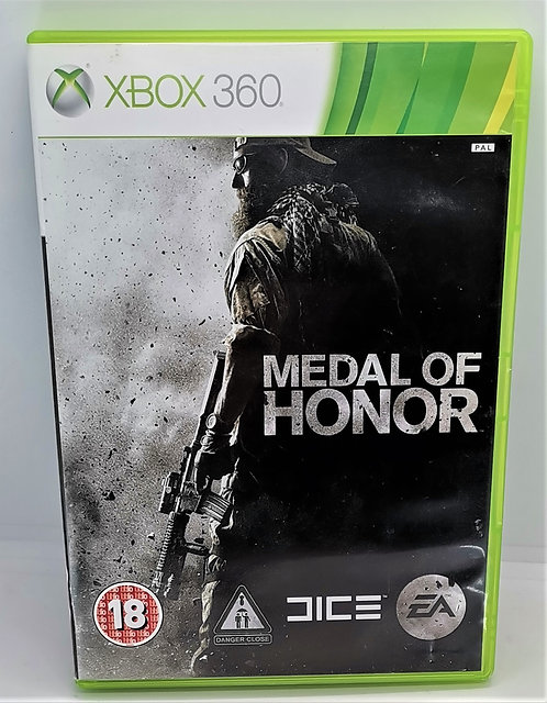 Medal of Honor for Microsoft Xbox 360