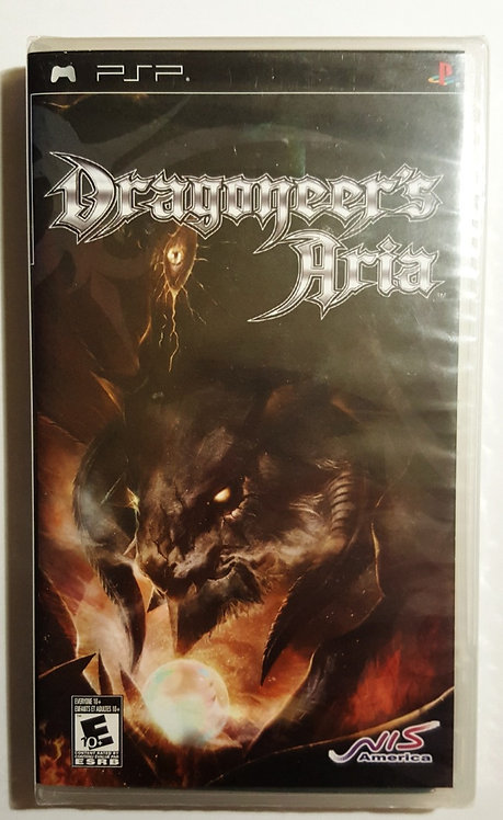 Dragoneer's Aria for Sony PlayStation Portable PSP