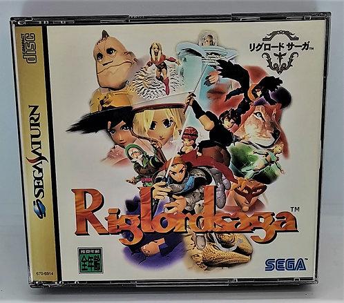 Riglord Saga for Sega Saturn
