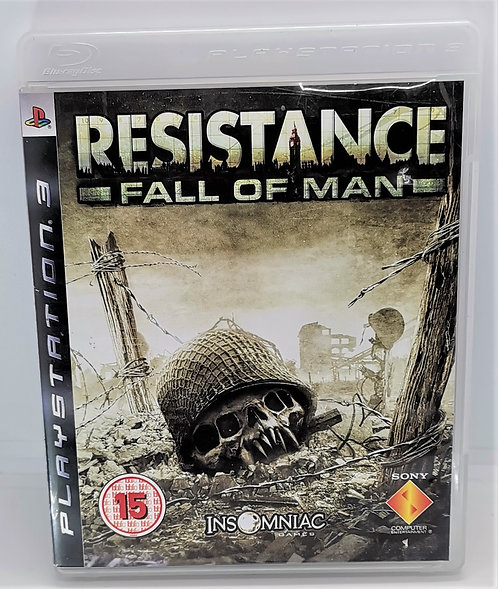 Resistance: Fall of Man for Sony PlayStation 3 PS3