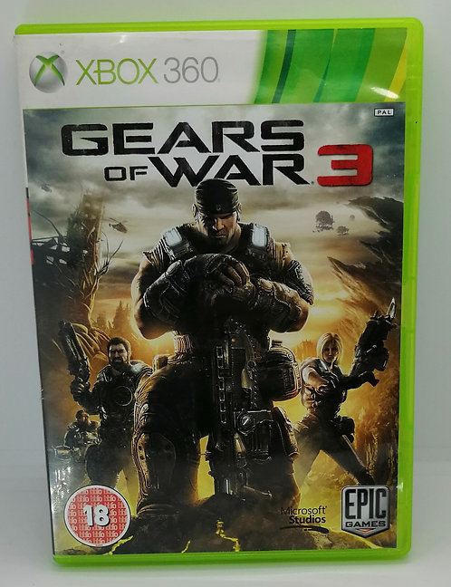 Gears of War 3 for Microsoft Xbox 360