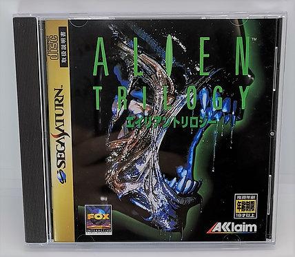 Alien Trilogy for Sega Saturn