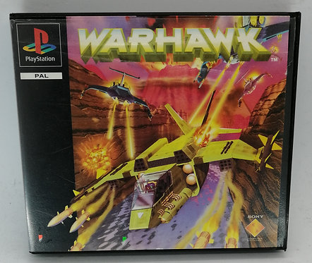 Warhawk (Rental Version) for Sony PlayStation PS1