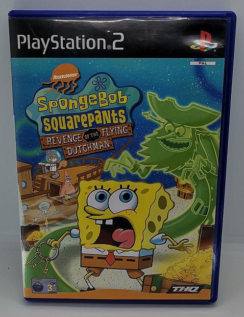 SpongeBob SquarePants: Revenge of the Flying Dutchman for Sony PlayStation 2 PS2
