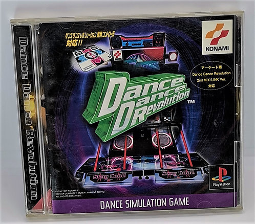 Dance Dance Revolution for Sony PlayStation PS1