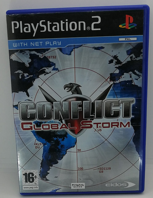 Conflict: Global Storm for Sony PlayStation 2 PS2