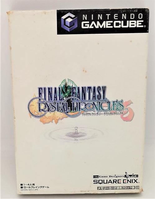 Final Fantasy Crystal Chronicles for Nintendo GameCube