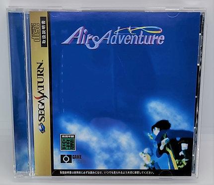 Airs Adventure for Sega Saturn