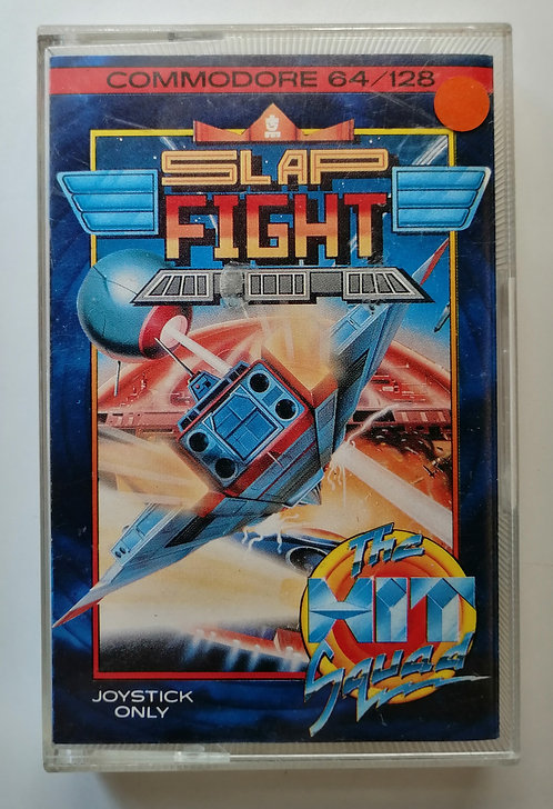 Slap Fight for Commodore C64