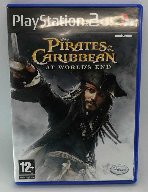 Pirates of the Caribbean: At World's End for Sony PlayStation 2 PS2