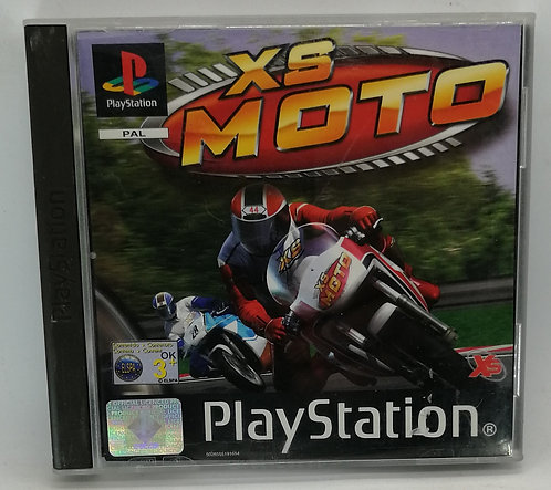 XS Moto for Sony PlayStation PS1
