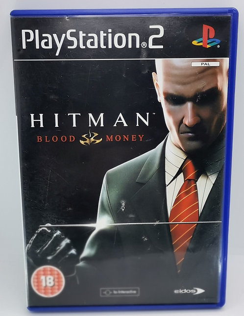 Hitman: Blood Money for Sony PlayStation 2 PS2