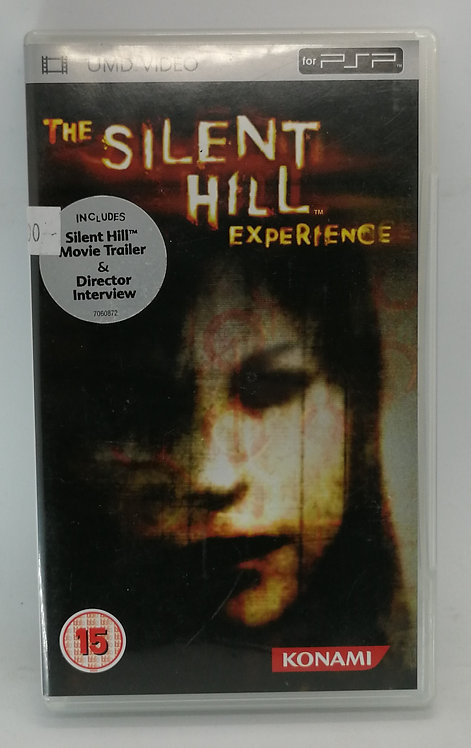 The Silent Hill Experience UMD Video