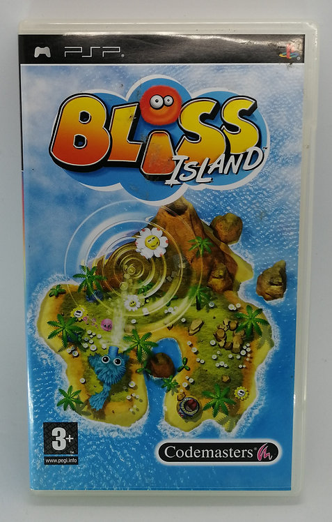 Bliss Island for Sony PlayStation Portable PSP