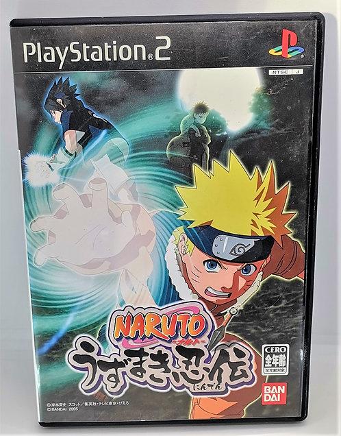 Naruto: Uzumaki Chronicles for Sony PlayStation 2 PS2