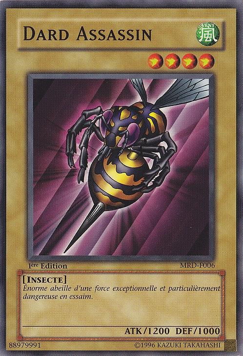 Yu-Gi-Oh! Card MRD-E006 Killer Needle 1st Edition