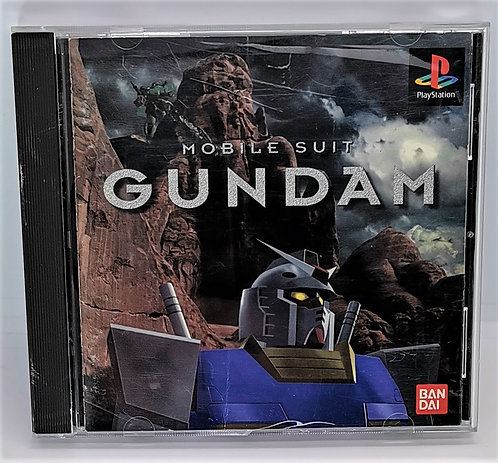 Mobile Suit Gundam for Sony PlayStation PS1
