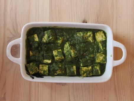 Tofu alle erbe selvatiche