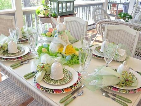 Menu' vegano e senza glutine per Pasqua
