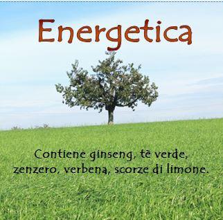 Tisana energetica
