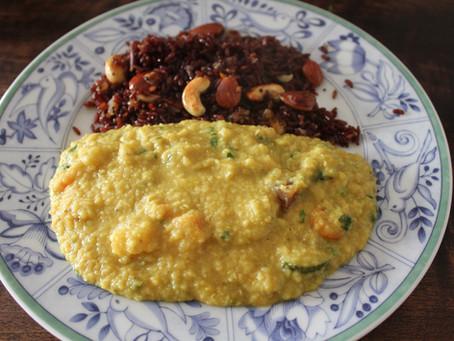 Curry di lenticchie gialle