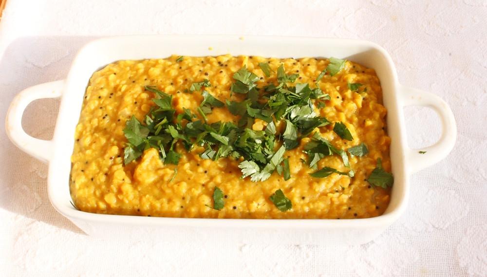 Ricetta Lenticchie Indiane.Curry Di Lenticchie Indiane Dhal
