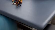 Ma salle de pédiatrie