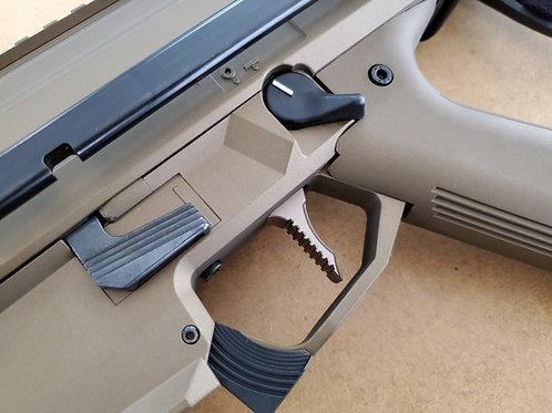 CZ Stinger Trigger Shoe - FDE/Bronze