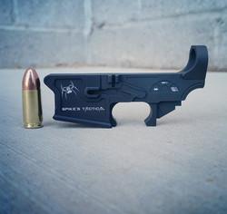 Custom AR.5 Bottle Opener for Spikes Tactical