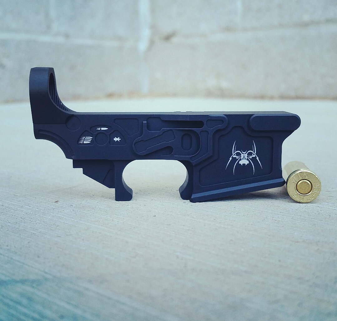 Custom AR.5 Bottle Opener for Spikes Tactical