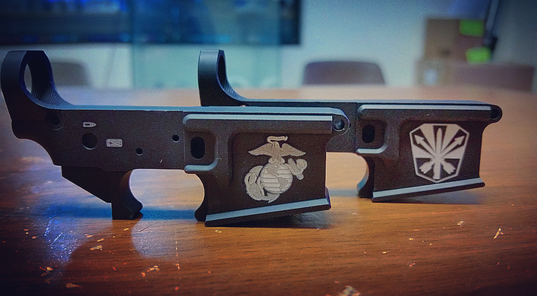 Custom AR.5 Bottle Opener