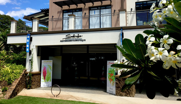 We are located in the heart of Wailea, Maui