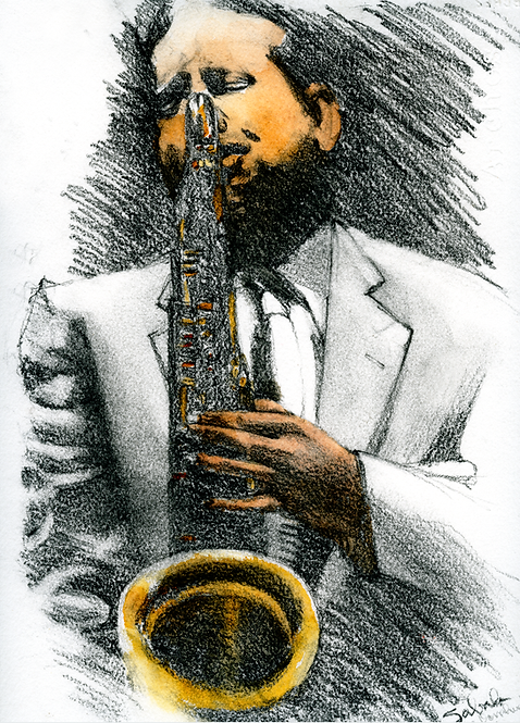 Sax Moments