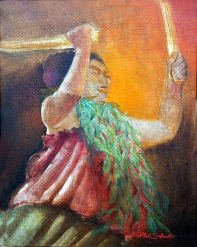 Old Style Hula-Kahiko