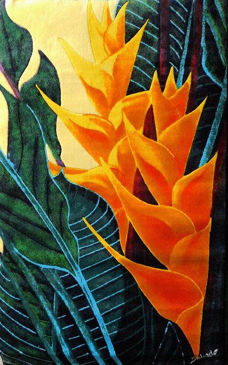 Yellow Hana Heliconia