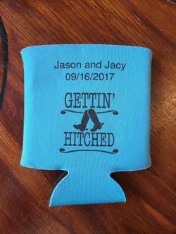 Jason and Jacy Blue