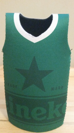 Heineken Bottle Koozie