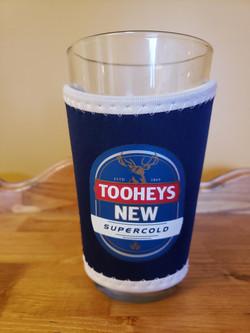 Tooheys Pint Glass