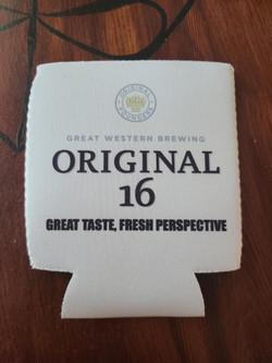 Original 16 White