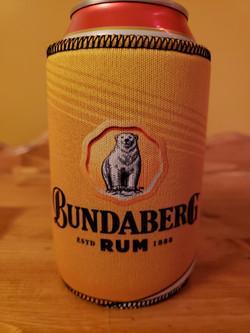Bundaberg Rum Bear
