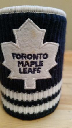 Toronto Maple Leafs Sweater Koozie