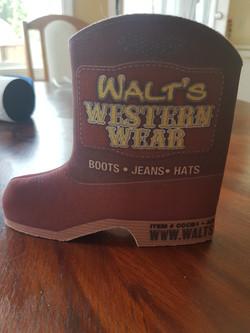 Walts Western Wear