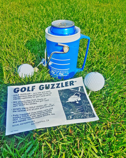 Golf Guzzler