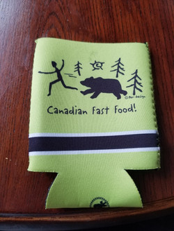 Canadian Fast Food!