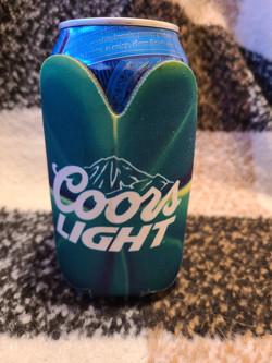 Coors Light Clover