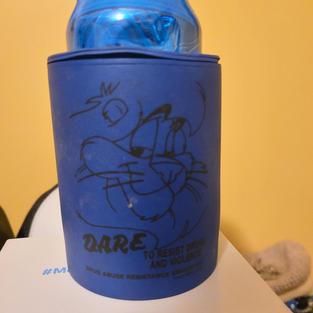 D.A.R.E. Blue