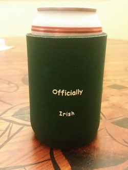 Officially Irish
